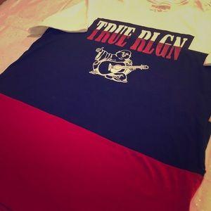 Shirt true religion for boys or girl nice quality